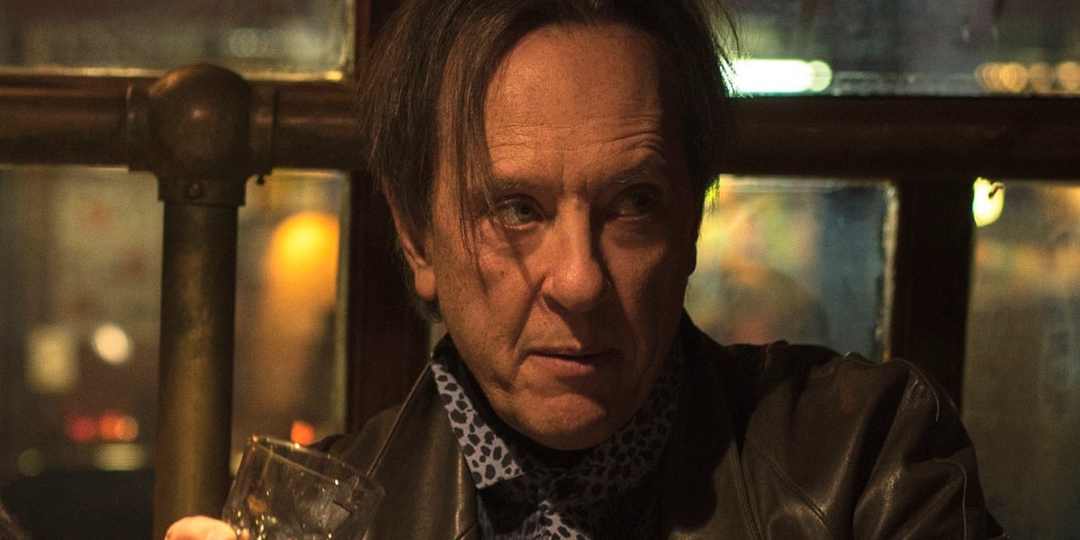 Richard E. Grant as Jack Hock in Can You Ever Forgive Me?