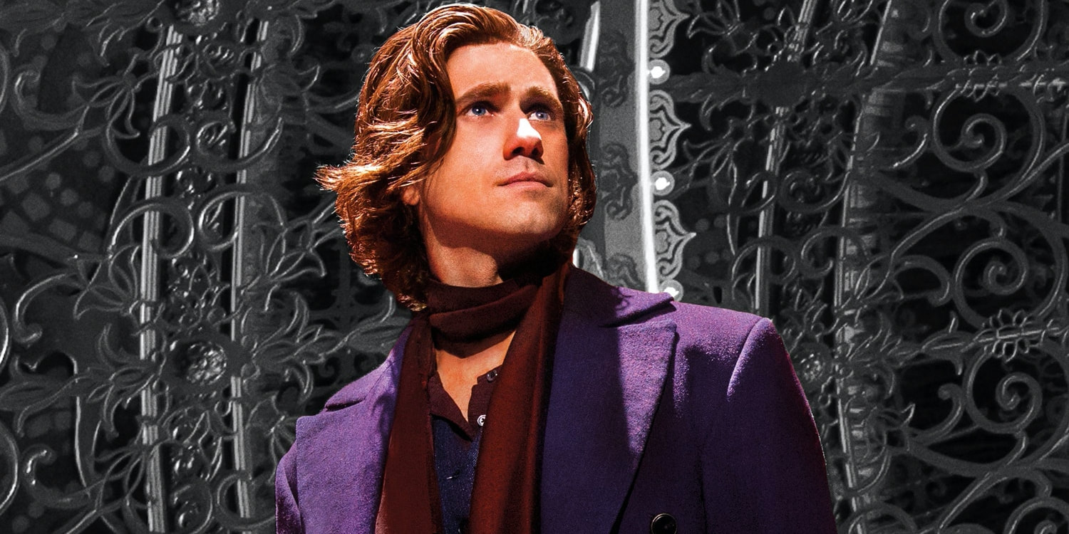 Aaron Tveit - Moulin Rouge