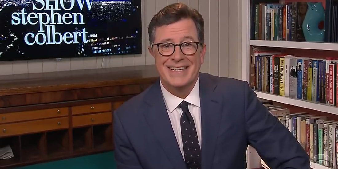 The Late Show With Stephen Colbert 2020