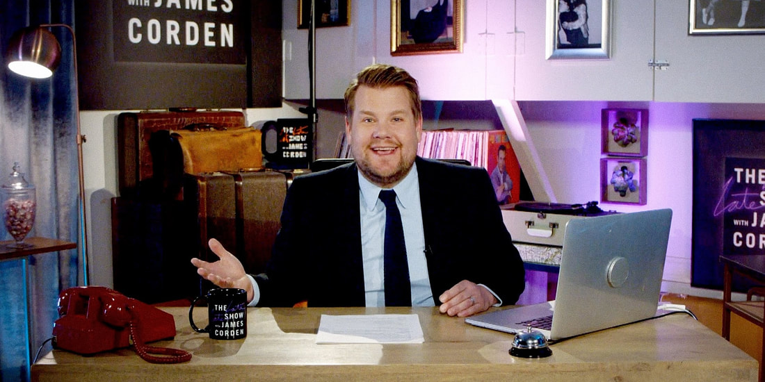 The Late Late Show With James Corden 2020