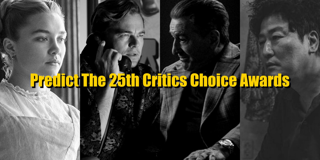 Critics Choice Awards Contest