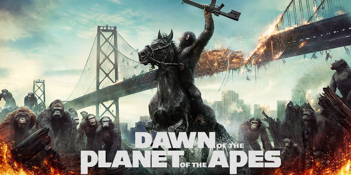 Dawn Of The Planet Of The Apes Podcast