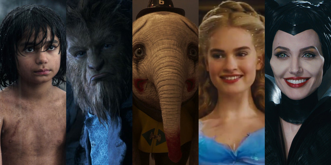 Disney Live-Action Remakes