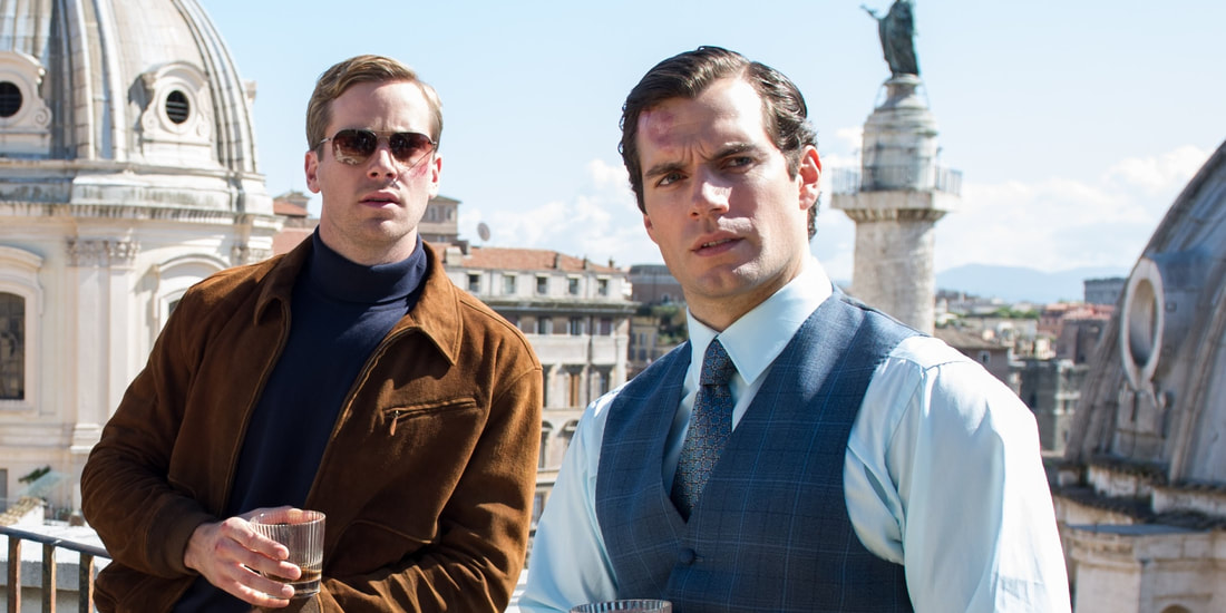"""The Man from U.N.C.L.E."" (2015)"