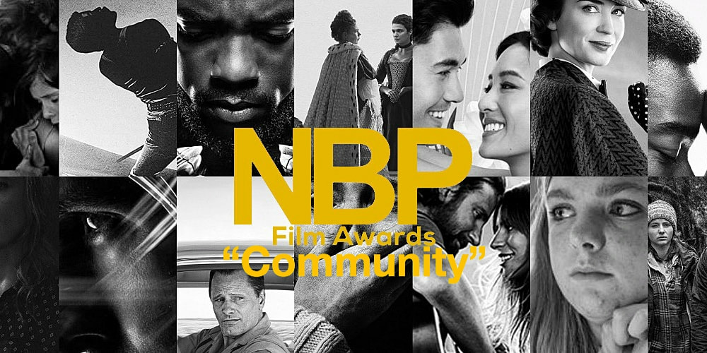 The 2018 NBP Film Community Awards