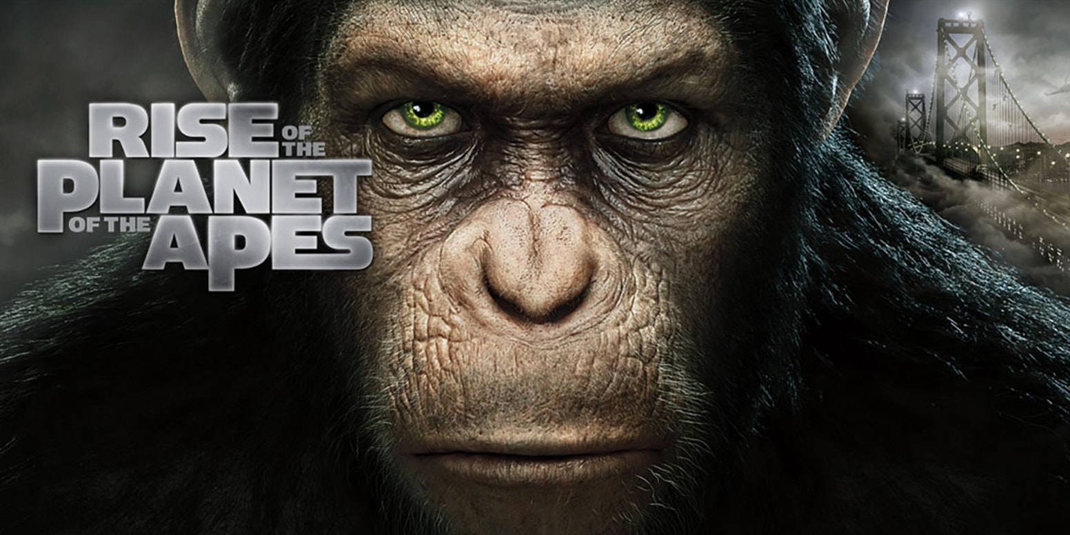 Rise Of The Planet Of The Apes Podcast Review
