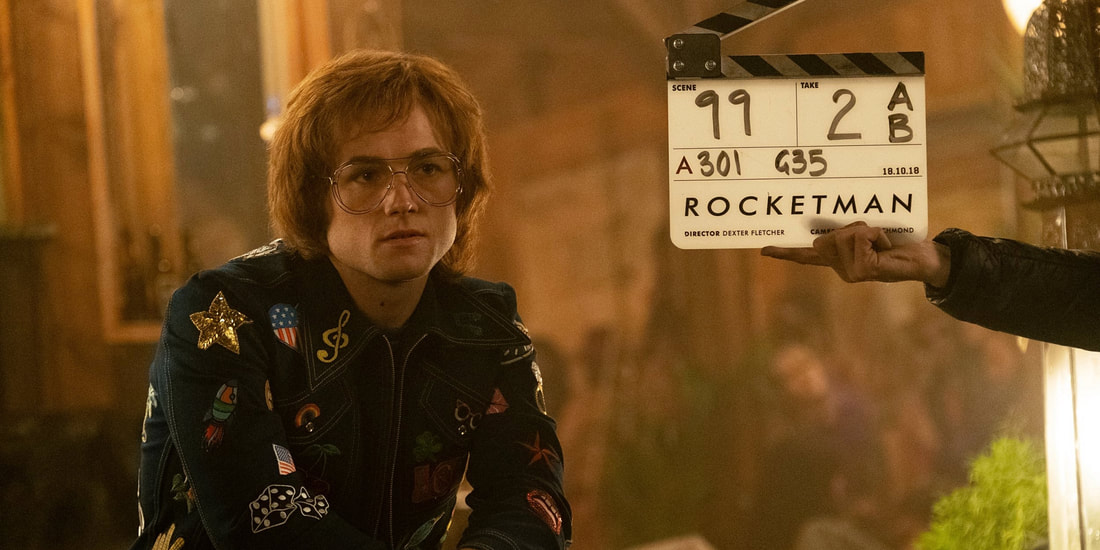Rocketman Behind The Scenes