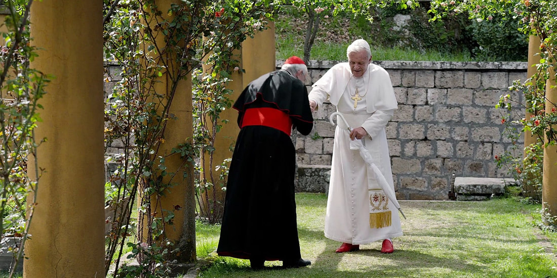 The Two Popes - Adapted Screenplay