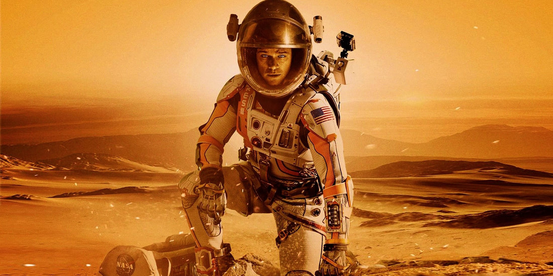 The Martian Podcast Review