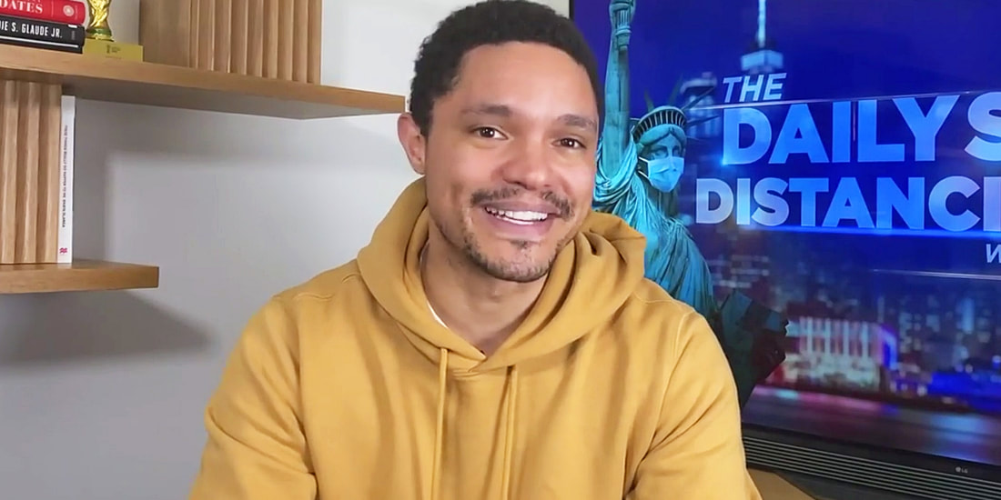 The Daily Show With Trevor Noah 2020