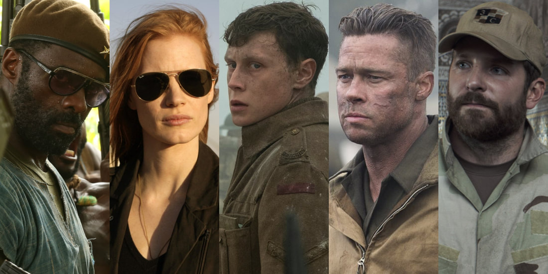 Best War Films Of The 2010's